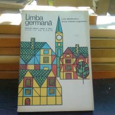 Limba germana - Livia Stefanescu (manual pentru clasa a VIII-a)