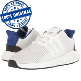 Pantofi sport Adidas Originals EQT Support 93/17 pentru barbati - originali, 41 1/3, 42, 42 2/3, Alb, Textil