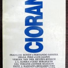 CONVORBIRI CU CIORAN, Humanitas