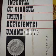 Infectia cu virusul imuno-deficientei umane HIV - Ludovic Paun