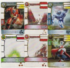 bnk crc Cartonase de colectie - Redakai - 15 diferite foto