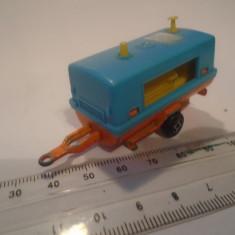 Bnk jc Majorette - remorca generator