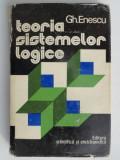Teoria sistemelor logice - Gh. Enescu