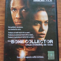 Bone Collector (Colectionarul de Oase) ,film DVD  subtitrat in limba romana.