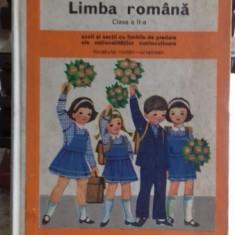 LIMBA ROMANA CLASA A II-A