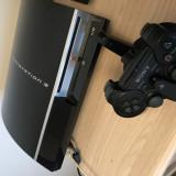 Consola PS3, controller si incarcator
