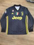 Tricou maneca lunga FC JUVENTUS,7 RONALDO,model 2018, L, M, S, XL, XXL, Din imagine, De club