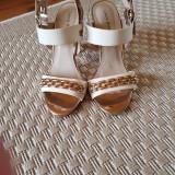 Sandale, Alta, Alb
