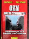 OZN. Rapirile extraterestre - Dan Farcas, Emil Strainu