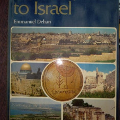Our Visit to Israel Emmanuel Dehan
