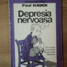 DEPRESIA NERVOASA DE PAUL HAUCK ,