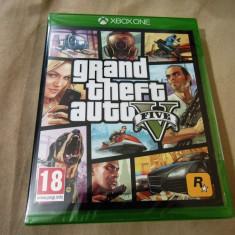 GTA V, XBOX one, original și sigilat, alte sute de jocuri!, Actiune, Multiplayer, 18+