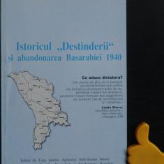 Istoricul destinderii si abandonarea Basarabiei 1940 Serban Milcoveanu