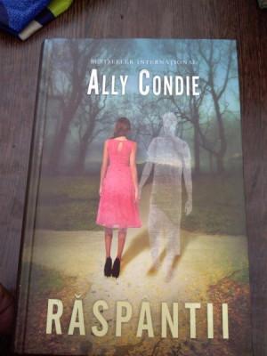 Raspantii - Ally Condie foto