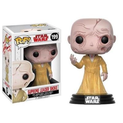 Figurina Funko POP! Supreme Leader Snoke Star Wars foto