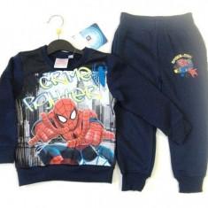 Trening albastru Spiderman 3-8ani