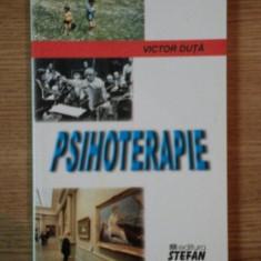 PSIHOTERAPIE DE VICTOR DUTA
