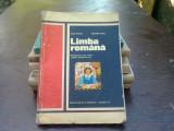 Limba romana - Lucia Nicola Manual pentru clasa a VIII-a a scolilor speciale de surzi