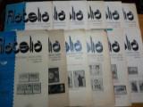 Revista filatelia-1983-set complet 12 numere