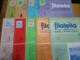 Revista filatelia-1968-nr.1,2,3,4,5,6,7,10,11