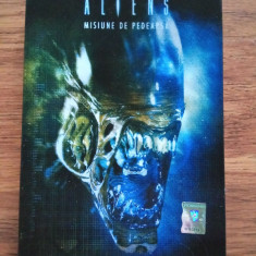 DVD film original, Aliens , Misiune de Pedeapsa , subtitrat in limba romana.