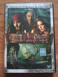 Pirates of the Caribbean: Dead Man's Chest (Cufărul Omului Mort) ,film DVD, Romana
