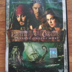Pirates of the Caribbean: Dead Man's Chest (Cufărul Omului Mort) ,film DVD