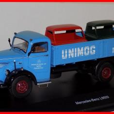 Macheta camion MERCEDES BENZ L6600 (scara 1/43) SCHUCO