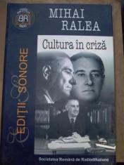 Cultura in criza-Mihai Ralea foto
