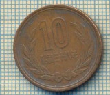 11994  MONEDA - JAPONIA - 10 YEN  - ANUL ?  -STAREA CARE SE VEDE