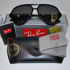 Ochelari de soare RAY BAN CATS 5000 CLASSIC 4125 BLACK