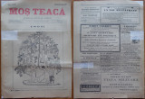 Ziarul Mos Teaca , jurnal tivil si cazon , nr. 42 , an 1 , 1895 , Bacalbasa