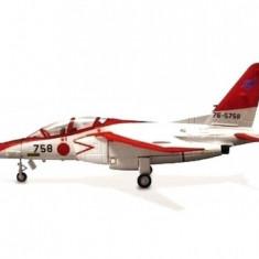 Macheta Avion T-4 Red Dolphin  ARMATA JAPONEZA scara 1:100