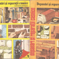 Depanari si reparatii casnice   2 vol.