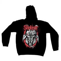 Hanorac rock Slipknot - Iowa - Goat, M