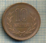 11993  MONEDA - JAPONIA - 10 YEN  - ANUL ?  -STAREA CARE SE VEDE, Asia