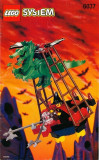 LEGO 6037 Witch's Windship