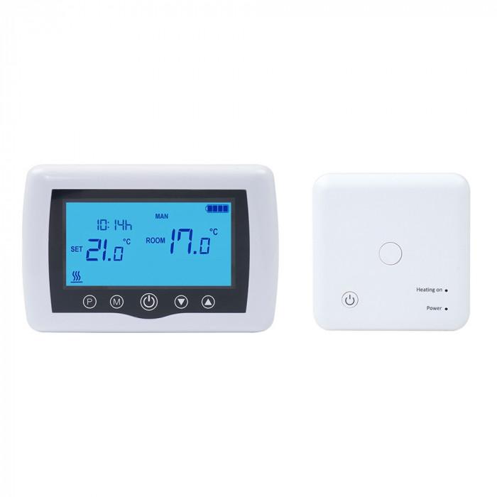 Resigilat : Termostat inteligent PNI CT33 cu WiFi, pentru centrale termice