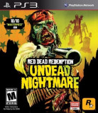 Red Dead Redemption: Undead Nightmare (BBFC) /PS3