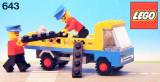 LEGO 643 Flatbed Truck