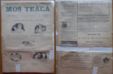 Ziarul Mos Teaca , jurnal tivil si cazon , nr. 48 , an 1 , 1895 , Bacalbasa