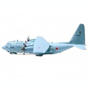 Macheta Avion Lockheed C-130 Hercules   ARMATA JAPONEZA scara 1:250
