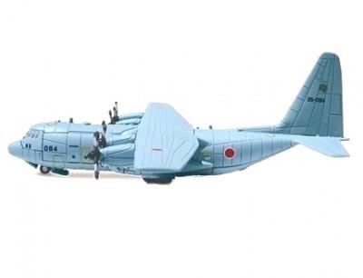 Macheta Avion Lockheed C-130 Hercules   ARMATA JAPONEZA scara 1:250 foto