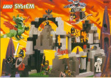 LEGO 6087 Witch's Magic Manor