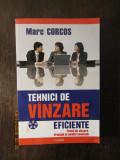 Marc Corcos - Tehnici de vinzare eficiente