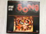 SONG grupul coral Dirijor Ioan Luchian Mihalea disc vinyl lp muzica pop folk