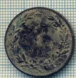 12021  MONEDA - ROMANIA - 5 BANI   - ANUL 1867 HEATON -STAREA CARE SE VEDE