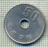 11995  MONEDA - JAPONIA - 50 YEN  - ANUL ?  -STAREA CARE SE VEDE