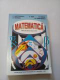 Matematica pentru clasa a X - a  - C. Nastasescu