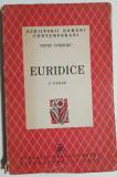 Petru Dumitru - Euridice cu dedicatie Zaharia Stancu